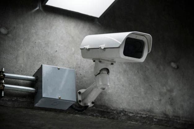 Camera de segurança em fortaleza