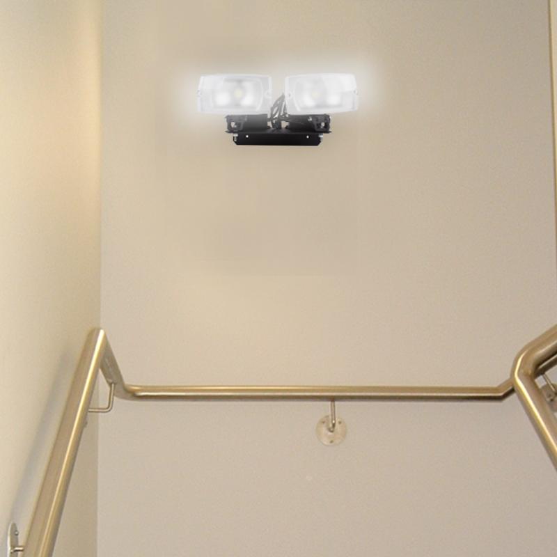 Iluminação de Emergência Empresarial